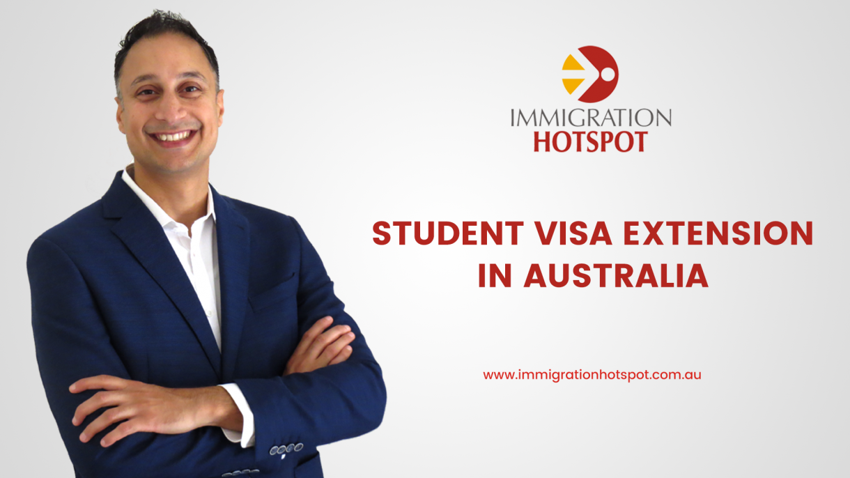 Student Visa Extension in Australia