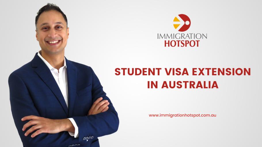 Student Visa Extension in Australia