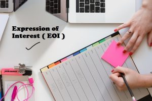 Top tips on how to prepare a precise Expression Of Interest